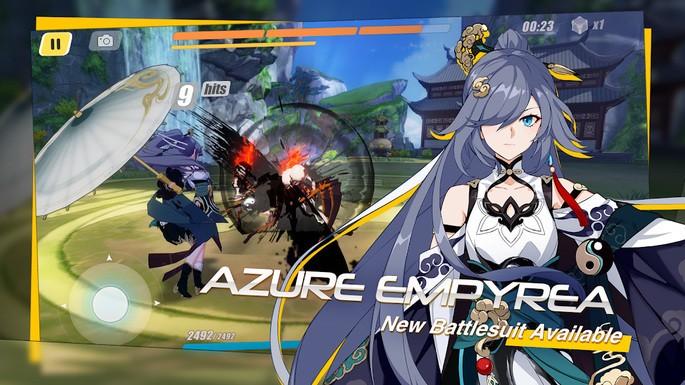 Honkai Impact 3rd - Mejores juegos para Android