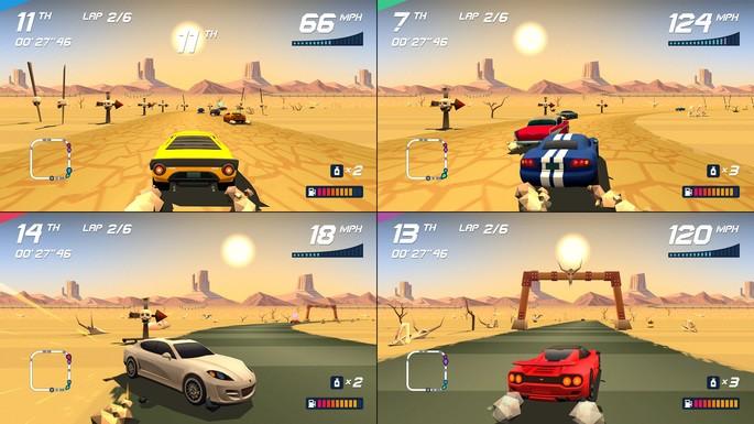 Horizon Chase Turbo - Juegos multijugador local PC