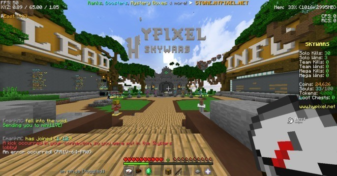 Los 16 Mejores Servidores De Minecraft Liga De Gamers