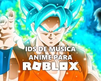 IDs de músicas de series anime para Roblox