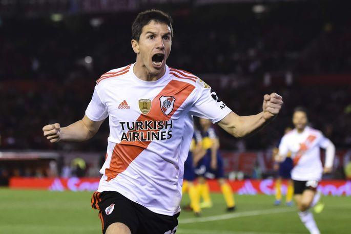Ignacio Fernández River Plate