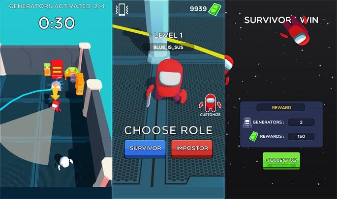 Impostor 3D - Juegos parecidos a Among Us