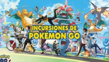 Todo sobre las incursiones de Pokémon GO