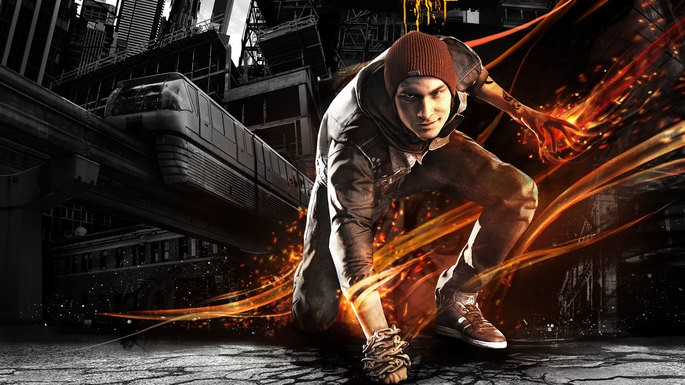 Infamous Second Son - Juegos exclusivos de la PS4