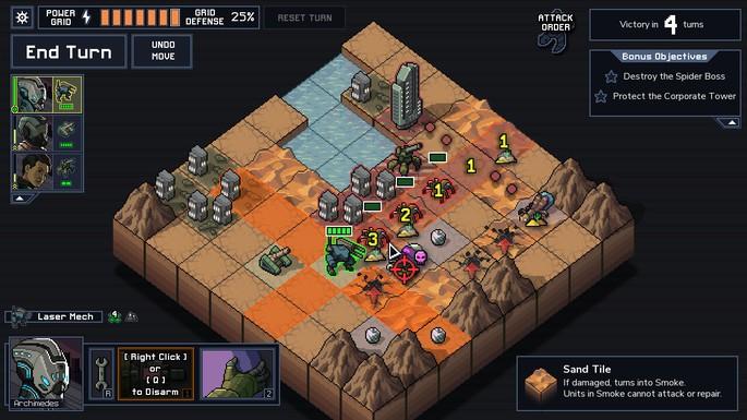 Into The Breach - Mejores juegos para PC