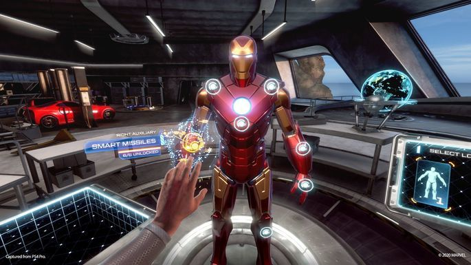 Iron Man VR - Juegos VR