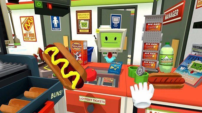 Job Simulator - Juegos VR