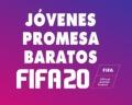 80 jóvenes promesa de FIFA 20 que son baratos
