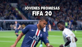 ¡Conoce las jóvenes promesas de FIFA 20!