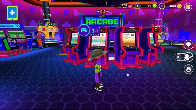 Juega en Arcade en PK XD