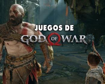 ¡Todos los juegos de God of War ordenados de mejor a peor!