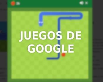 Juegos de Google: juegos ocultos, Doodles de Google y más