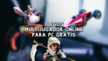 25 juegos multijugador online para PC gratis que debes probar