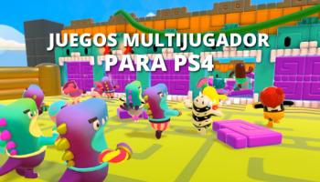 32 juegos multijugador recomendados para PS4