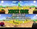 25 juegos de pantalla dividida recomendados para Xbox One