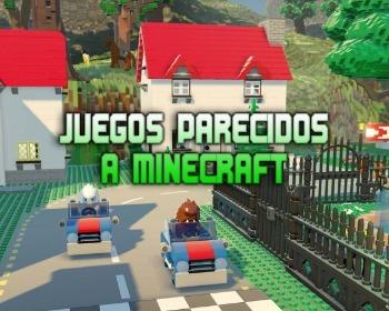 ¡8 juegos parecidos a Minecraft para construir, destruir y sobrevivir!