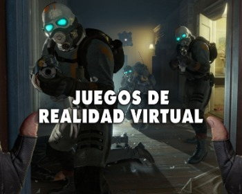 Los 30 mejores juegos de realidad virtual (VR) para diferentes plataformas