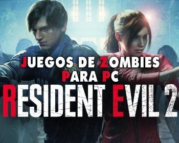 ¡25 juegos de zombies recomendados para PC!