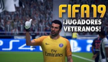 ¡Los 30 mejores jugadores veteranos de FIFA 19 para ganar en el modo Carrera!
