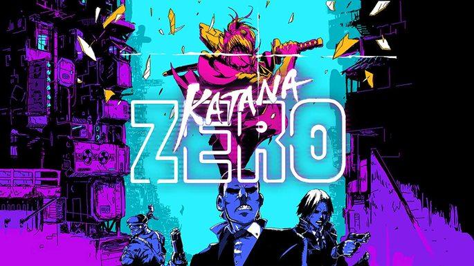 Katana ZERO - Mejores juegos indie