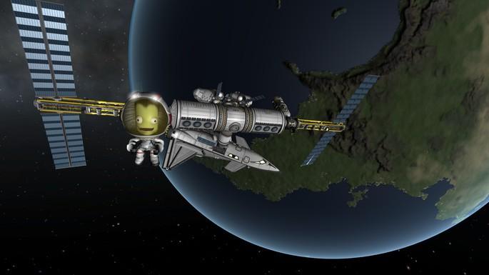 Kerbal Space Program - Juegos de simulación para PC