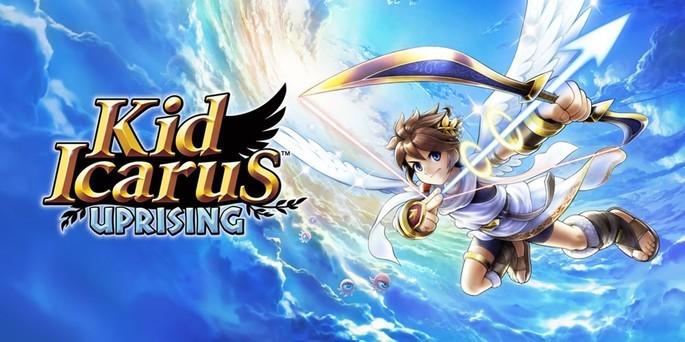Kid Icarus Uprising - Mejores juegos 3DS