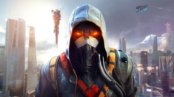 Killzone Shadow Fall - Juegos exclusivos de la PS4