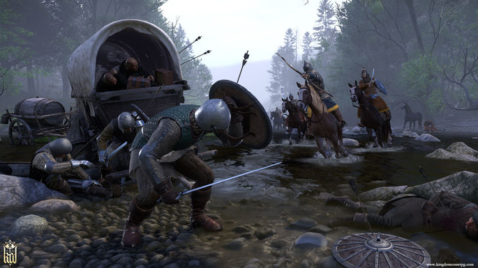 Kingdom Come: Deliverance - Juegos para PC sin Internet
