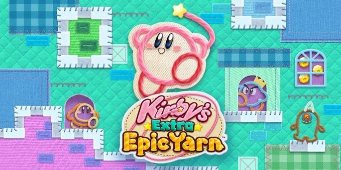 Kirby's Epic Yarn - Juegos de Nintendo Wii