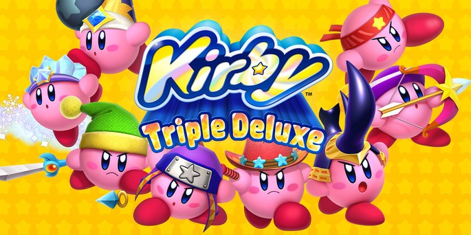 Kirby Triple Deluxe - Mejores juegos 3DS