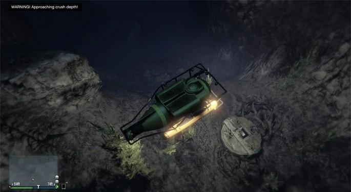 La Escotilla Lost Misterios GTA 5