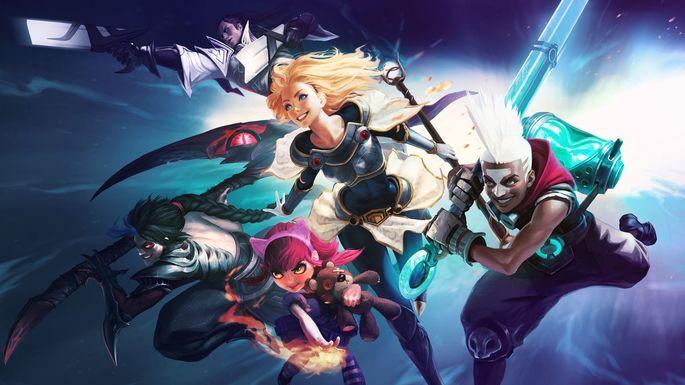 League of Legends juegos gratis para descargar