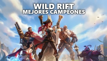 League of Legends Wild Rift: los mejores campeones para cada línea