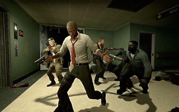 Left 4 Dead - Mejores juegos para PC