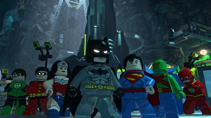 Lego Batman 3 Beyond Gotham - Juegos multijugador local PC