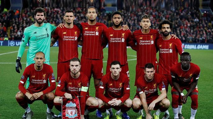 Liverpool FIFA 20