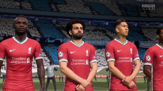 Liverpool - Mejores equipos FIFA 21