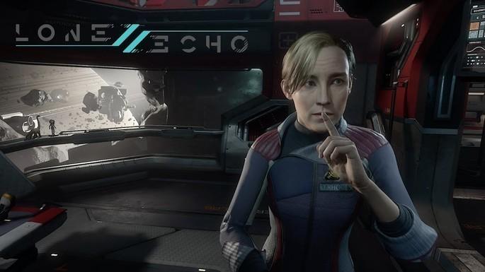 Lone Echo - Juegos VR