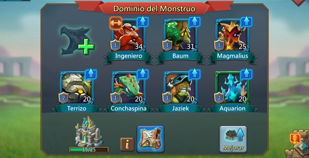 Lords Mobile: Dominio del Monstruo
