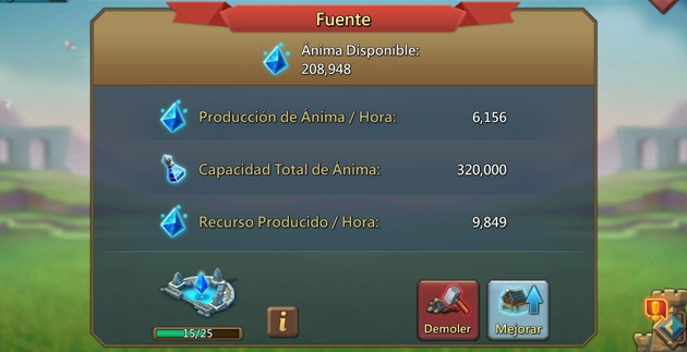 Lords Mobile: Fuente
