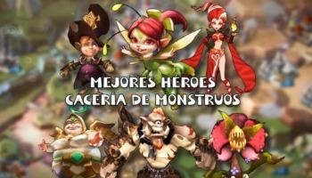 Lords Mobile: descubre los mejores Héroes para Cacería de Monstruos