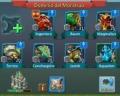 Lords Mobile: cómo desbloquear monstruitos y usar sus habilidades