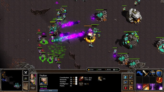 Loria - Juegos de estrategia PC gratis