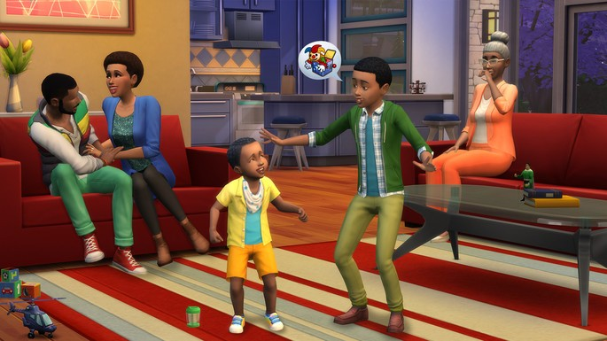 Los Sims 4 - Juegos de simulación para PC
