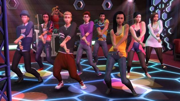 Los Sims 4 - ¿Quedamos?