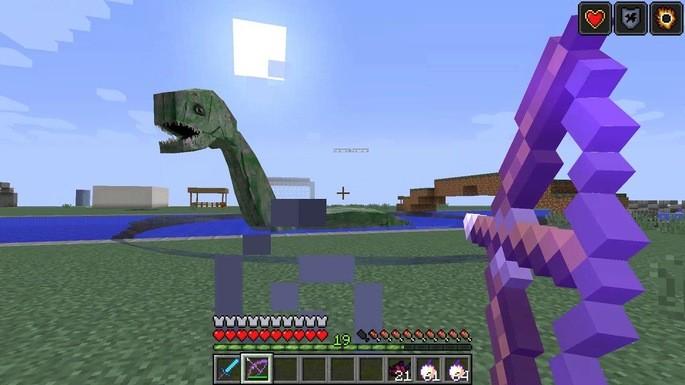 Mods para Minecraft - Lycanites Mod