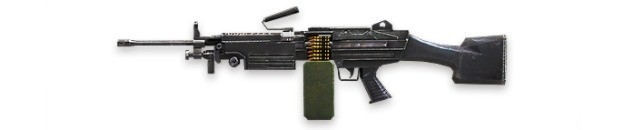 M249 Free fire