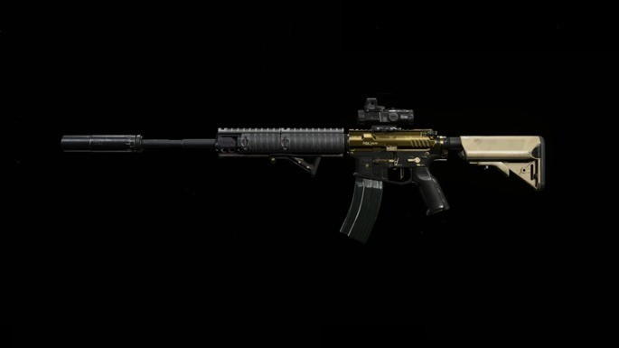 M4A1 mejores clases COD Warzone