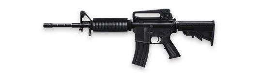 M4A1 - Free Fire - Ametralladora