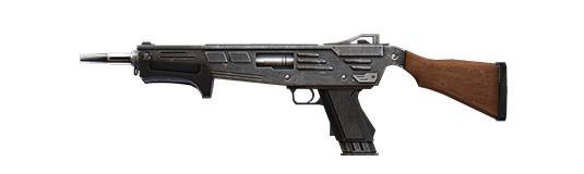 MAG-7 escopeta Free Fire